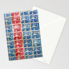 Vintage Postage Stamp Collection - 04 (airmail) Stationery Cards
