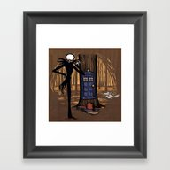 What's This? What's This… Framed Art Print