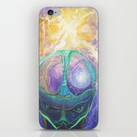 Cerebro iPhone & iPod Skin