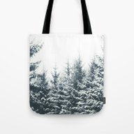 Tote Bag featuring In Winter by Tordis Kayma