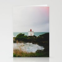 New Zealand: Bluff Lighthouse Stationery Cards