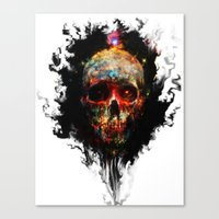 signs of life Canvas Print