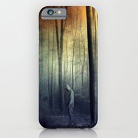 iPhone & iPod Case featuring hollow ghosts by Dirk Wuestenhagen Imagery