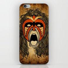 The Ultimate Warrior iPhone & iPod Skin
