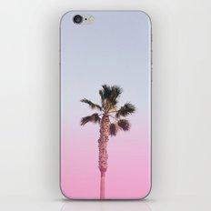 Pink Palm iPhone & iPod Skin