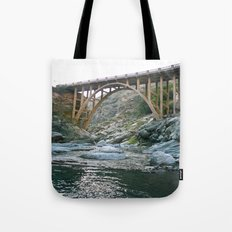 Bridge To Nowhere (II) Tote Bag