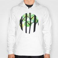 blacks trees Hoody