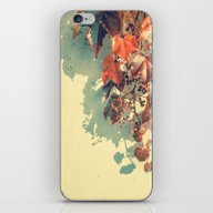 iPhone & iPod Skin featuring Grapes Of Autumn by Schwebewesen • Rom…