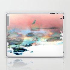 Clouds like Splattered Watercolor Laptop & iPad Skin