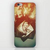 Claustrophobia I iPhone & iPod Skin