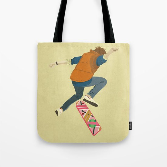 McFly Tote Bag