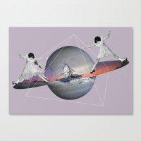 MAGIC ROLLER  Canvas Print