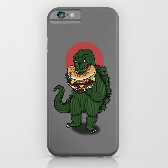 Monster Craving iPhone & iPod Case