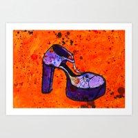 Shoe-Be-Do 2 Art Print