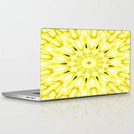 The Sun Laptop & iPad Skin