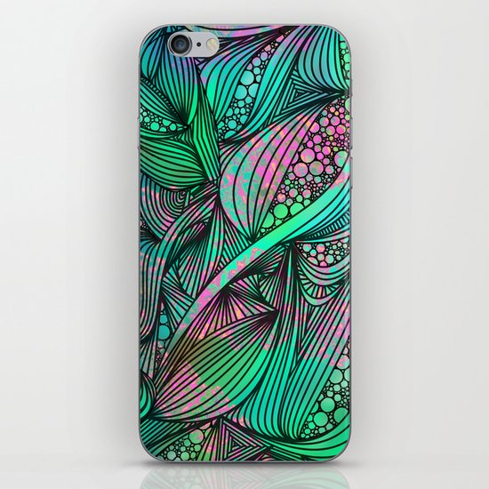 Chameleon iPhone & iPod Skin