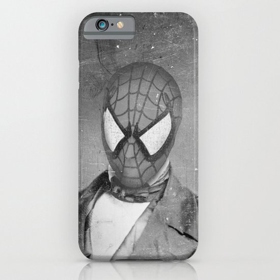 Spidey Senior iPhone & iPod Case