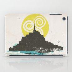 Le Mont Saint Michel (Saint Michael's Mount), Normandy, France iPad Case