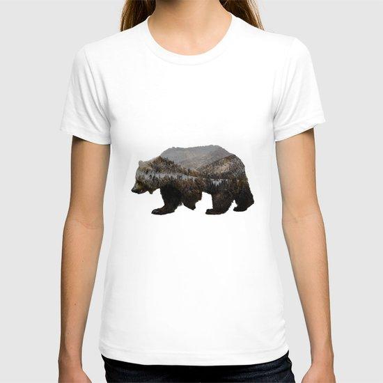 The Kodiak Brown Bear T-shirt