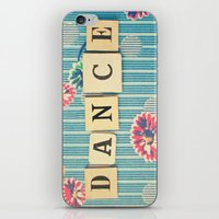 Let's Dance iPhone & iPod Skin
