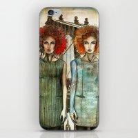 Bridge Owl iPhone & iPod Skin