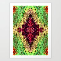 Wirbelsturm - Whirlwind Art Print