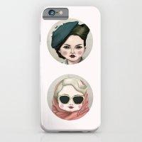 iPhone & iPod Case featuring El tiempo entre costuras by Maripili