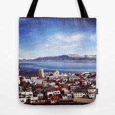 Reykjavik, Iceland Tote Bag