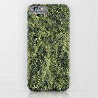 Plant Matter Pattern iPhone 6 Slim Case
