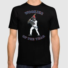 Wookiee Of The Year Mens Fitted Tee SMALL Black