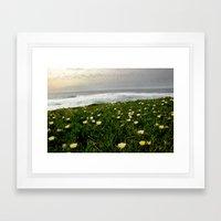 The California Coast Framed Art Print