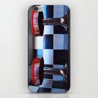Stools Americana iPhone & iPod Skin