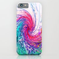 iPhone & iPod Case featuring True Colours by ALLY COXON