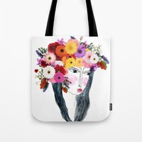 A Beautiful Mind Tote Bag