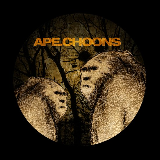 APE.CHOONS Logo Art Print