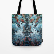 The Song of Swans Tote Bag