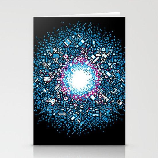 Gaming Supernova - AXOR Gaming Universe Stationery Card