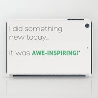 Awe-Inspiring iPad Case