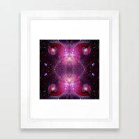 Nebula I Framed Art Print
