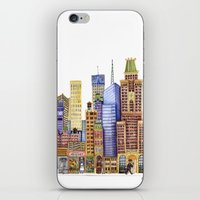 Little City iPhone & iPod Skin