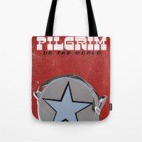 Scott Pilgrim VS The World Tote Bag