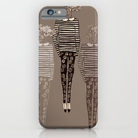 iPhone & iPod Case featuring Daisy by Bouffants and Broken Hearts