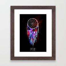 Dream - Night edition Framed Art Print