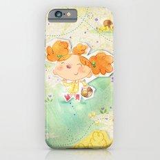 Mushroom hunt iPhone 6 Slim Case