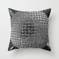 Sfear Throw Pillow