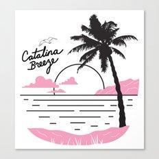 Catalina Breeze Canvas Print