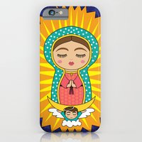 La Virgen De Guadalupe iPhone 6 Slim Case