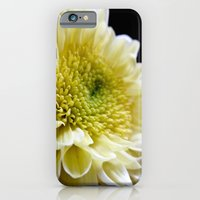 Floral Yellows iPhone 6 Slim Case