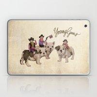 Young Guns Laptop & iPad Skin