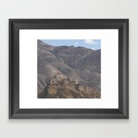 In Harmony With Nature Framed Art Print